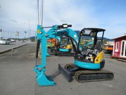 KUBOTA Mini excavators RX406 2010