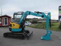 KUBOTA Mini excavators RX406