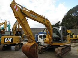 KATO Excavators HD512-6 2016