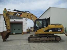 CATERPILLAR Excavators 【レンタル専用】320D-E 2012