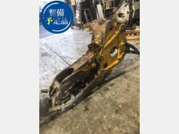 飯田鉄工 アタッチメント(建設機械) 0.45用油圧式フォーク|HS450L