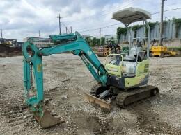 YANMAR Mini excavators ViO17 2007