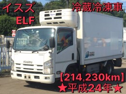 ISUZU Freezer/Refrigerated trucks TQG-NPR85AN 2012/9