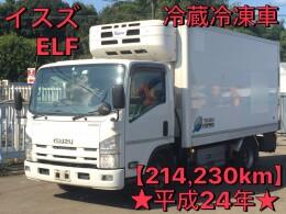 いすゞ 冷凍車/保冷車 TQG-NPR85AN 2012年9月