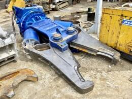 オカダアイヨン アタッチメント(建設機械) TS-W610CV 1.2用ツーシリンダー鉄骨カッター