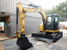 CATERPILLAR Excavators 308ECR 2013