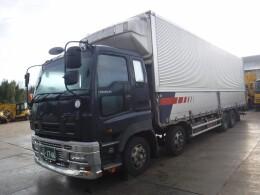 ISUZU Freezer/Refrigerated trucks PDG-CYJ77W8 2008/10