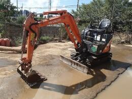 HITACHI Mini excavators ZX17U-2 2014