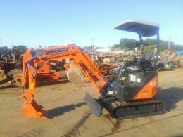 HITACHI Mini excavators ZX17U-2 2010