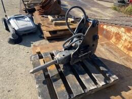 古河ロックドリル アタッチメント(建設機械) FX35