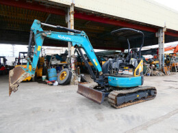 KUBOTA Mini excavators U-30-6 2016