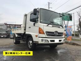HINO Dump trucks TKG-FD9JDAA 2015/6