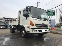 HINO Dump trucks 中古 4tダンプ TKG-FD9JDAA 2015/6