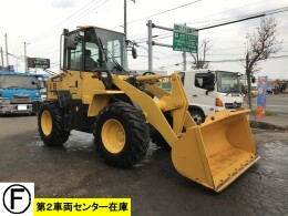 KOMATSU Wheel loaders WA100-6 2012