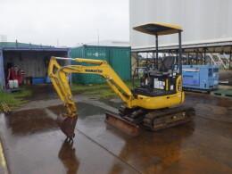KOMATSU Mini excavators PC18MR-3【認定保証付き】 2014