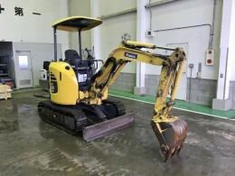 KOMATSU Mini excavators PC20MR-3【認定保証付き】 2014