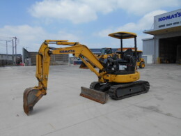 KOMATSU Mini excavators PC30MR-5 2016