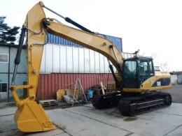 CATERPILLAR Excavators 320D-E 2009