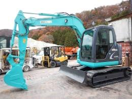 KOBELCO Excavators SK70SR-2 2012