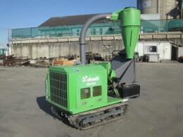 その他メーカー 環境機械 GSC282D ウッドチッパー 木材破砕機 2013年