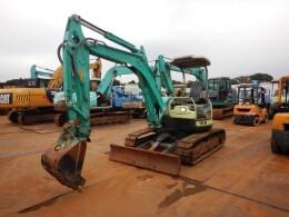 YANMAR Mini excavators ViO40-5B クイックヒッチ 併用配管 マルチ 2012