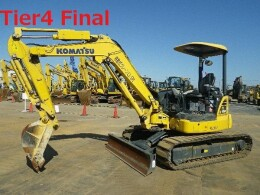KOMATSU Mini excavators PC45MR-5 2015