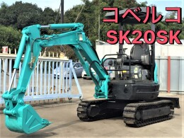 KOBELCO Mini excavators SK20SR 2013