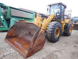 CATERPILLAR Wheel loaders 950K 2013