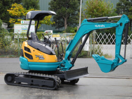KUBOTA Mini excavators U-20-3S 2012