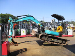 KUBOTA Mini excavators U40-6 2015