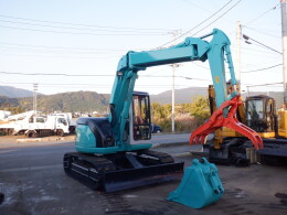 KOBELCO Excavators SK75UR-3