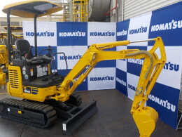 KOMATSU Mini excavators PC18MR-3【認定保証付き】 2014