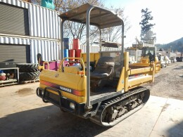 YANMAR Carrier dumps C30R-2B 2015