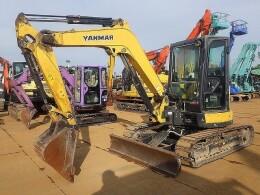 YANMAR Mini excavators ViO45 (ViO45-6A) キャビン仕様 標準 2016