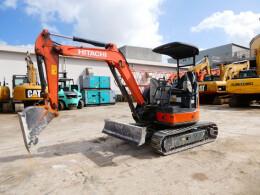HITACHI Mini excavators ZX30U-5A 2014