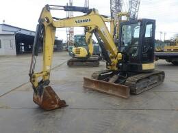 YANMAR Mini excavators ViO45-6 2014