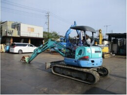 KUBOTA Mini excavators U-40-6 2012