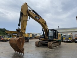 CATERPILLAR Excavators 336E H 2014