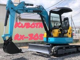 KUBOTA Mini excavators RX-305 2008