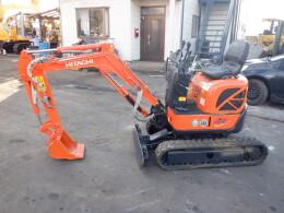 HITACHI Mini excavators ZX10U-2