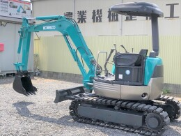 KOBELCO Mini excavators SK30SR-1 2000