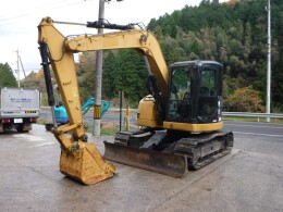 CATERPILLAR Excavators 308D CR 2012