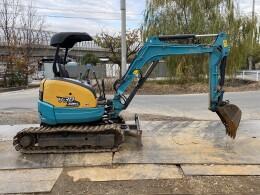 KUBOTA Mini excavators U-30-5 2014