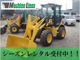 KOMATSU Wheel loaders WA40-6 2013