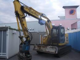 SUMITOMO Excavators SH135X-3B 2010