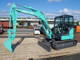KOBELCO Mini excavators SK55SR-6E 2017