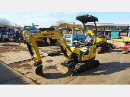 YANMAR Mini excavators ViO17 2019