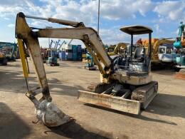 KOMATSU Mini excavators PC40MR-3 2010