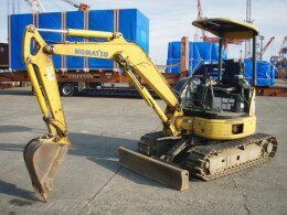KOMATSU Mini excavators PC30MR-2 2004