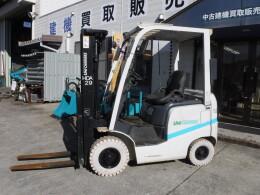 TCM Forklifts FD15T13 2004